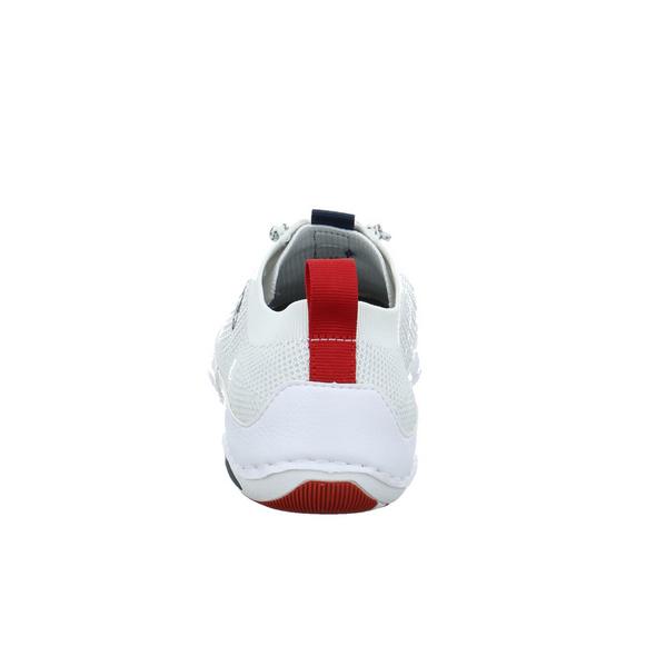 Bugatti Herren 321-A3E01-6900 Weißer Synthetik/Textil Sneaker