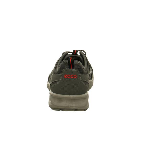 Ecco Herren - Terracruise - Grauer Synthetik/Textil Sneaker