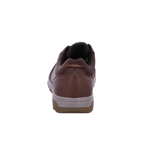 Ecco Herren Urban Lifestyle Braune Glattleder Sneaker