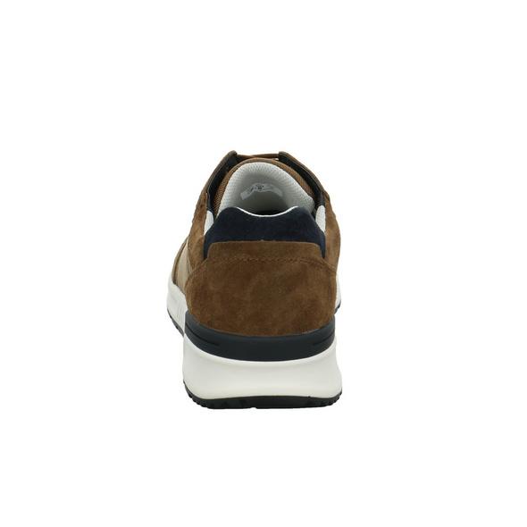 Gabor Pius Herren 1007.11.03 Brauner Leder/Textil Sneaker