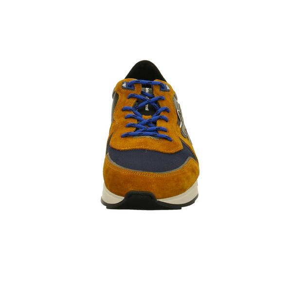 Floris van Bommel Floris Sport 16284-31 Mehrfarbige Veloursleder Sneaker