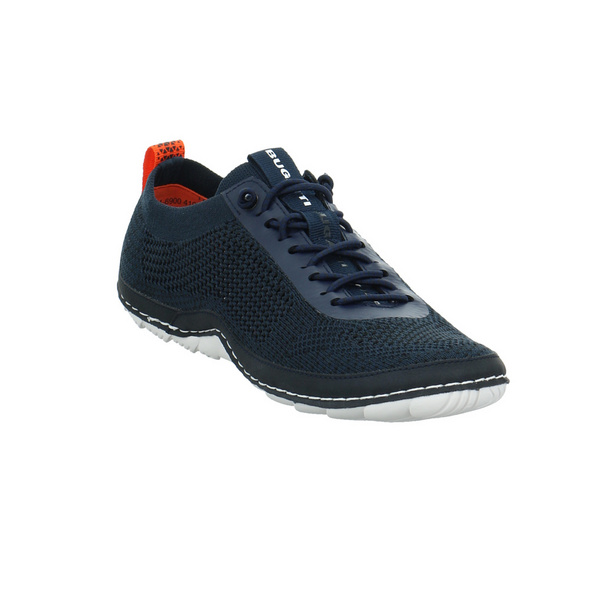 Bugatti Herren Quetzal Blaue Mesh Sneaker