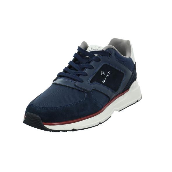 Gant Herren 22633622 Blauer Leder/Textil Sneaker