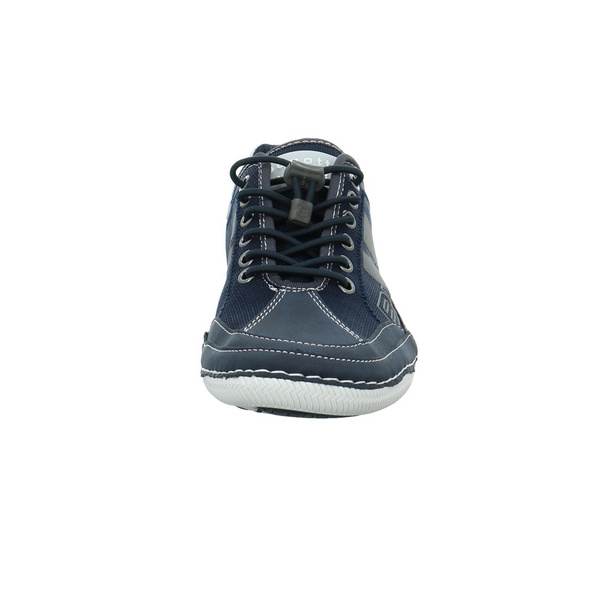 Bugatti Herren 321-48013-6900-4100 Blauer Materialkombinierter Sneaker