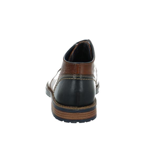 Rieker Herren 14630-26 Brauner Glattleder Boot