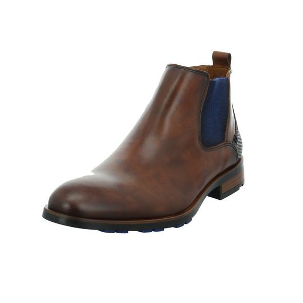 Lloyd Herren Jaser Brauner Leder/Textil Chelsea Boot