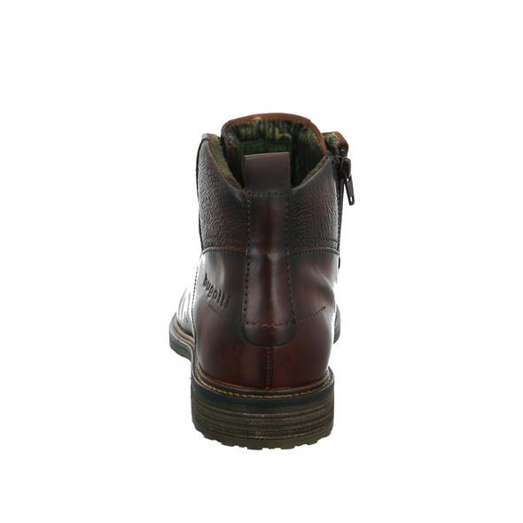 Bugatti Herren 311-78230-1000-6100 Brauner Glattleder Boot