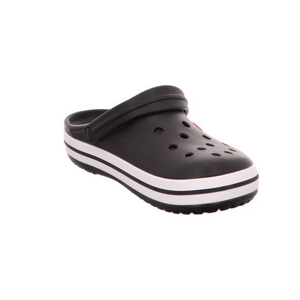 Crocs Herren Crocbans 11016 Schwarze Synthetik Clogs