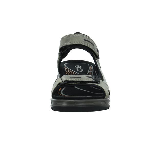 ECCO Herren Offroad Grüne Leder/Textil Sandale