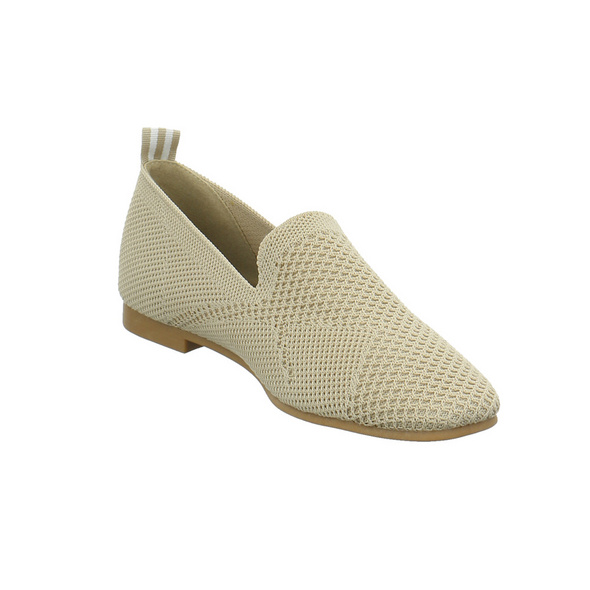 La Strada Damen 1804422-4521 Beigefarbener Textil Ballerina