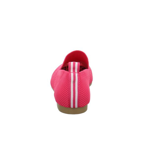 La Strada Damen 1804422-4532 Pinkfarbener Textil Slipper