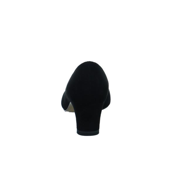 Tamaris Damen 22405-001 Schwarze Textil Pumps