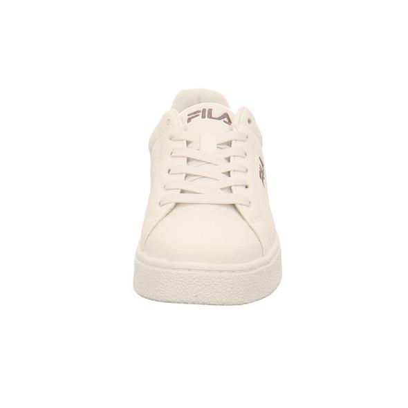 Fila Damen Upstage F Low Weiße Synthetik Sneaker