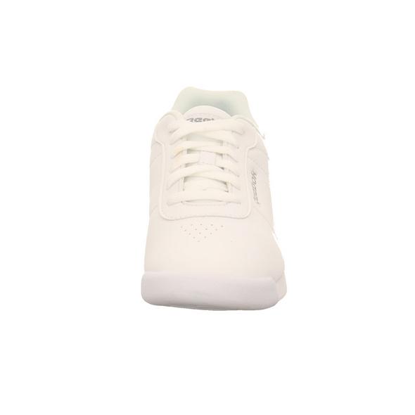 Reebok Damen Royal Charme Weißer Synthetik Sneaker