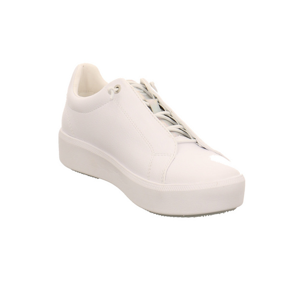 Bugatti Damen 432-4076A-5059 Weiße Synthetik Sneaker