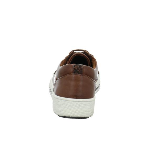 Jana Damen 23660-328 Brauner Synthetik Sneaker