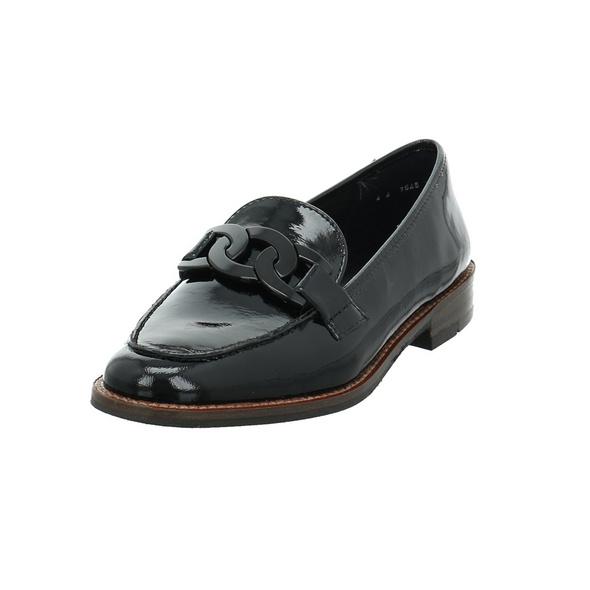 Ara Damen 12-31291-06 Schwarzer Lack Slipper