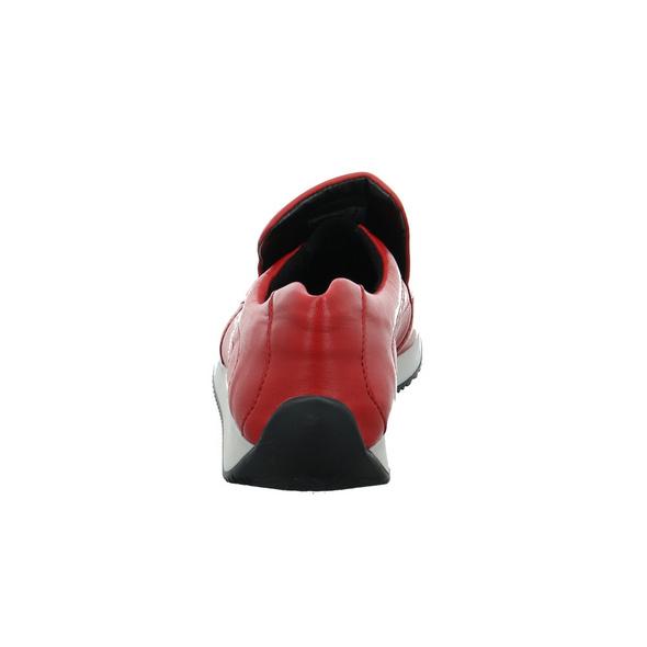 Ara Damen Gil 2.0 Roter Glattleder Slipper