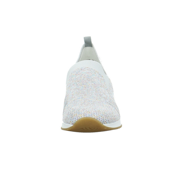 Ara Damen Lissabon Fusion 4 Multicolorfarbener Leder/Textil Slipper