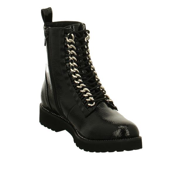 La Strada Damen 1801168-1301 Schwarze Lack Boots