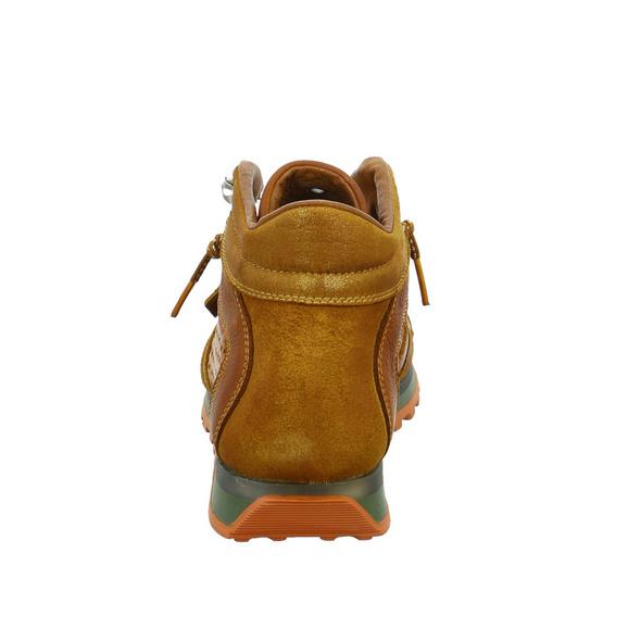 Cetti Damen C1048SRA Nature Tin Leder Sneaker