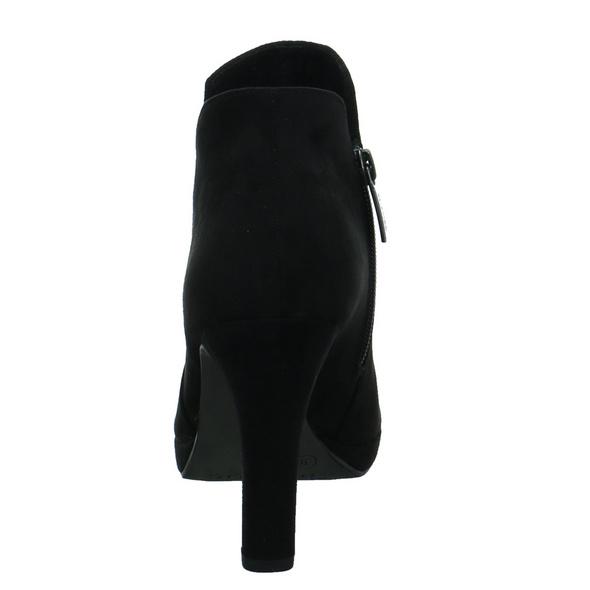 Tamaris Damen 25316-001 Schwarze Textil Stiefelette