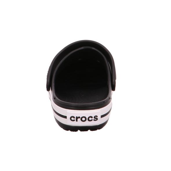 Crocs Damen Crocband 11016 Schwarze Synthetik Clogs