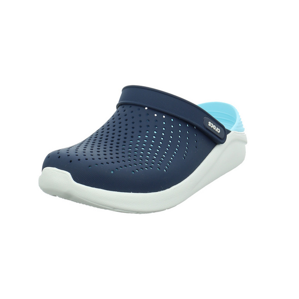 Crocs Damen LiteRide Blauer Synthetik Clog
