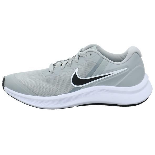 Nike Kinder Star Runner 2 grauer Textil Sneaker