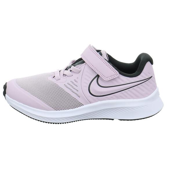 Nike Kinder Star Runner 2 Pinker Synthetik Sneaker
