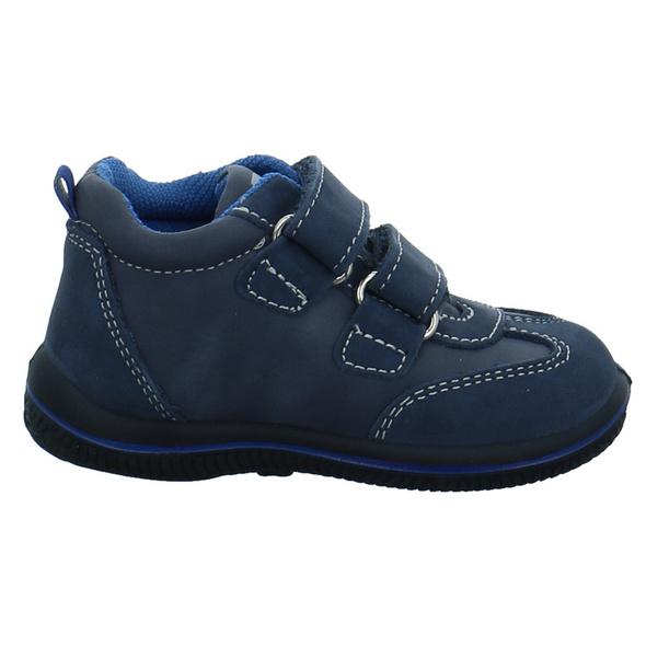 Primigi Kinder 8514100 Blauer Glattleder Lauflernschuh