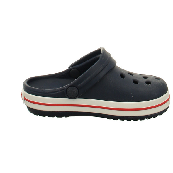 Crocs Crocband Kinder Pantoletten aus Synthetik in blau