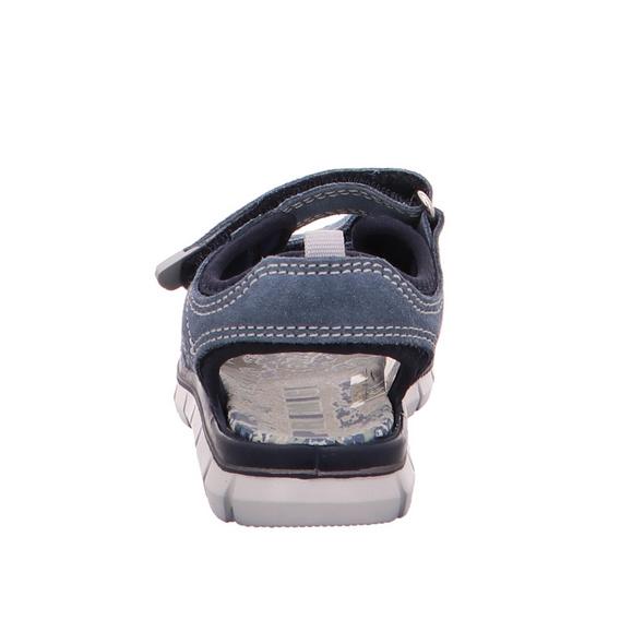 Primigi Kinder 1396411 Blaue Nubukleder Sandale