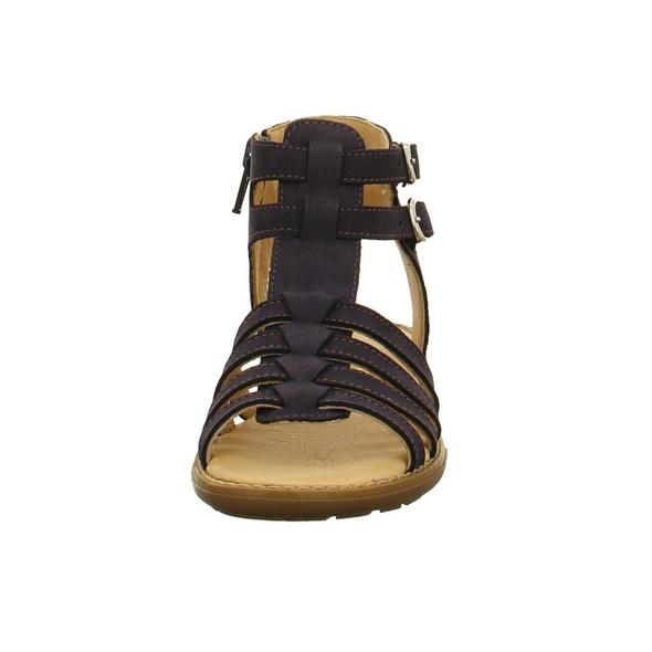 Sabalin Kinder 53-2993 Violette Nubukleder Sandale