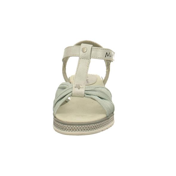 Mustang Kinder 5052802-832 Blaue Synthetik/Textil Sandale