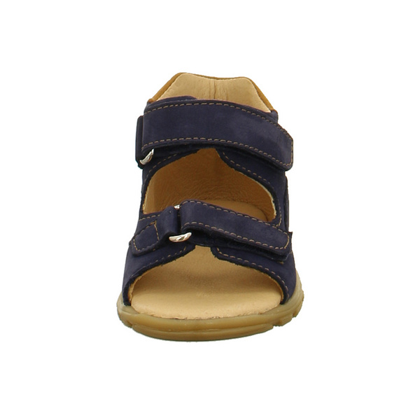 Sabalin Kinder 33-4878 Violette Nubukleder Sandale