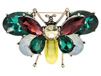 Brosche - Big Fly
