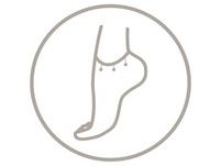 Fußkettchen - Simply