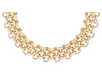 Statement Kette - Chunky Gold