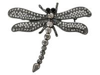 Brosche - Dragonfly
