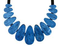 Kette - Blue Stones