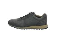 Pius Herren 0496.10.02 Grauer Leder/Textil Sneaker