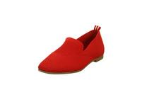 La Strada Damen 1804422-4530 Rote Textil Balleina