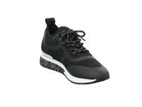 La Strada Damen 1905752-4501 Schwarzer Synthetik/Textil Sneaker