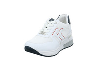 Tom Tailor Damen 1193806 Weißer Synthetik/Textil Sneaker