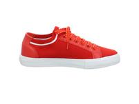 Romika Damen Swan Rote Textil Sneaker