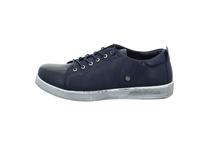 Andrea Conti Damen 0348736-017 Blauer Glattleder Sneaker