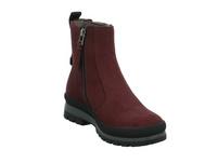 Camel Active Damen Move Roter Leder/Textil Boot