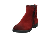 Camel Active Damen Step Roter Veloursleder Boot