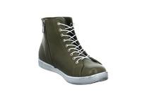 Andrea Conti Damen 0341500-103 Grüner Glattleder Boot